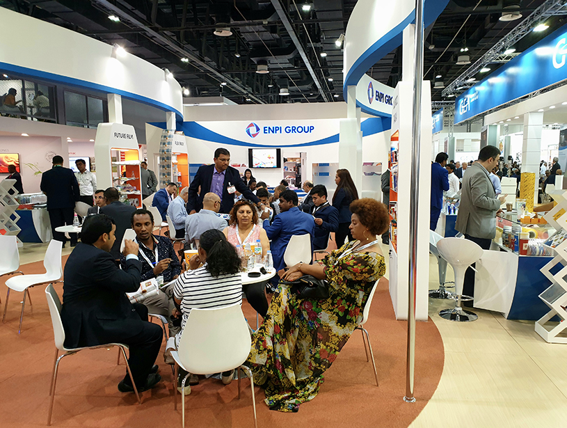 ENPI at the GULFOOD Manufacturing