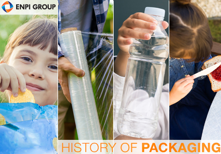 history-of-packaging By ENPI